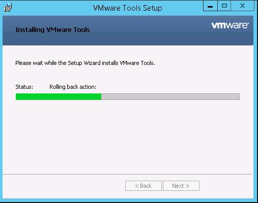 Problem with installation Vmtools 10 3 5